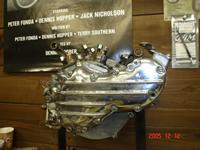 '53年 PANHEAD FL1200 50周年記念車